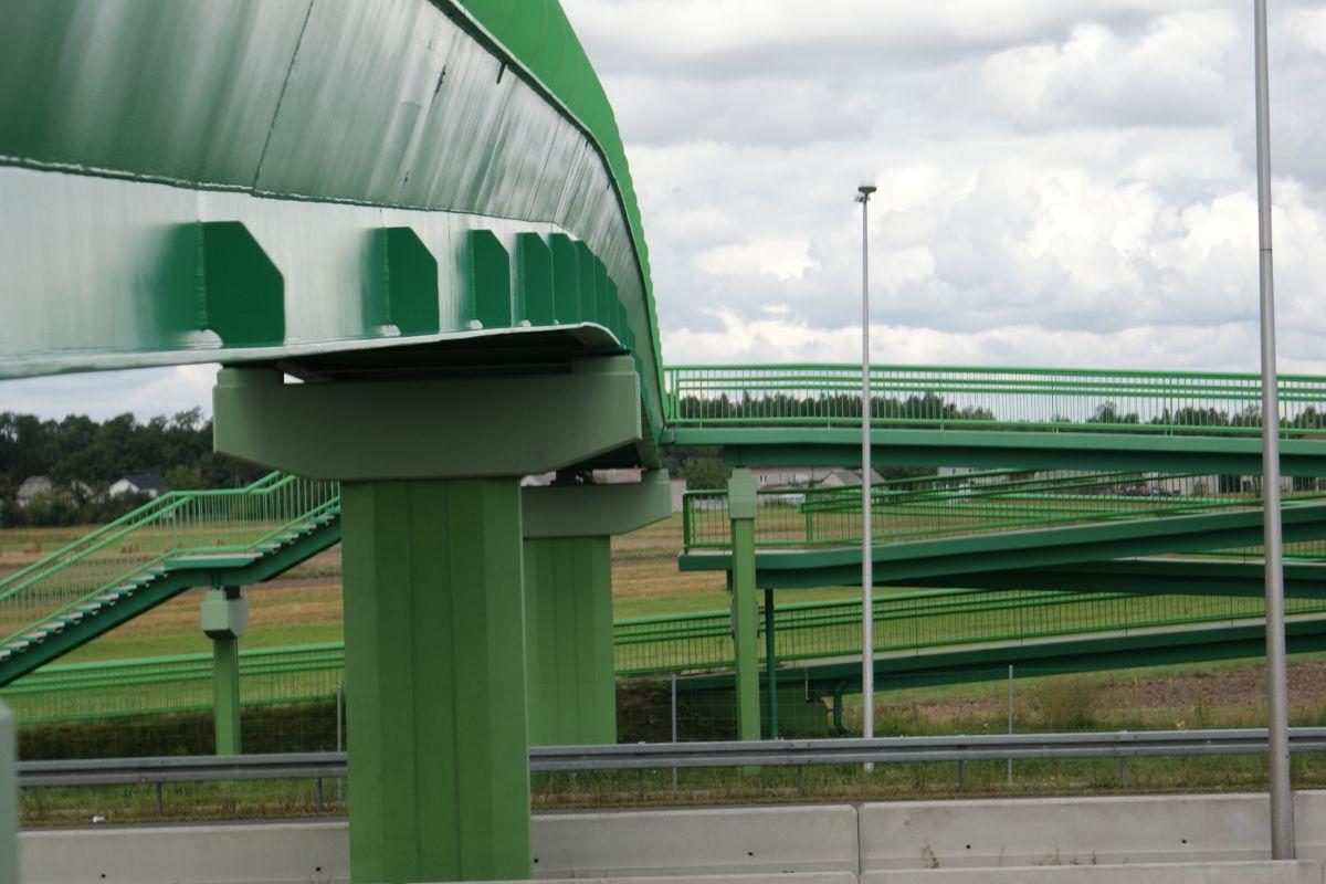 Droga S8 Radzymin-Wyszków, opracowanie projektu 2004 i 2007 r.