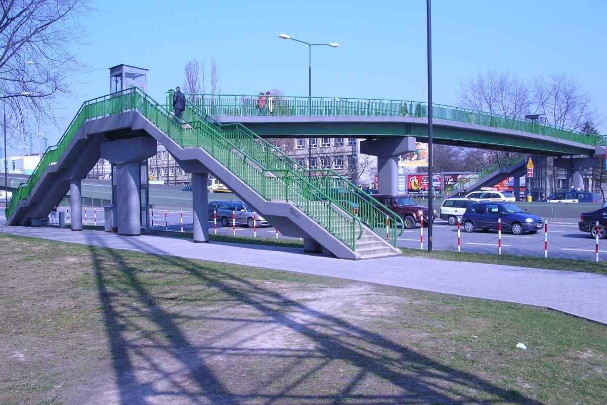 Ulica Rzymowskiego w Warszawie, opracowanie projektu 2005 r,