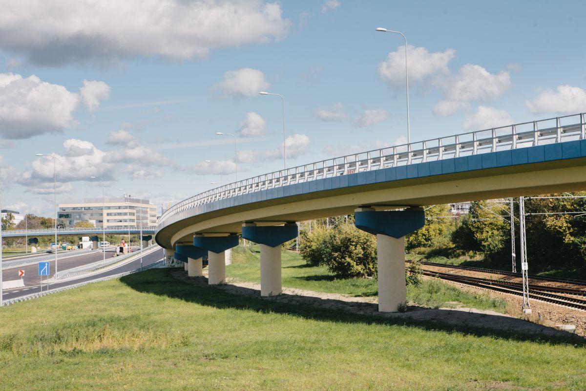 Węzeł Marynarska w Warszawie, opracowanie projektu 2010 r.
