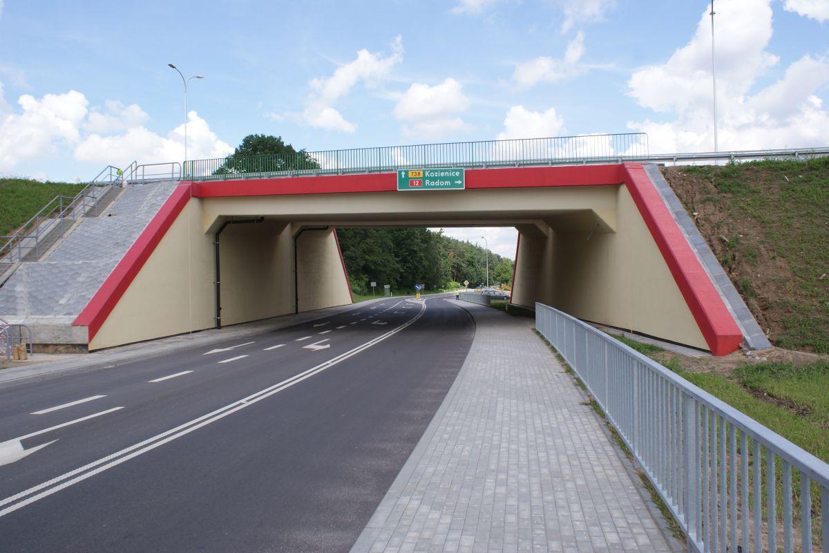 Droga S12 – Obwodnica Puław, opracowanie projektu 2002 r.